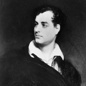Lord Byron and Newstead Abbey Images
