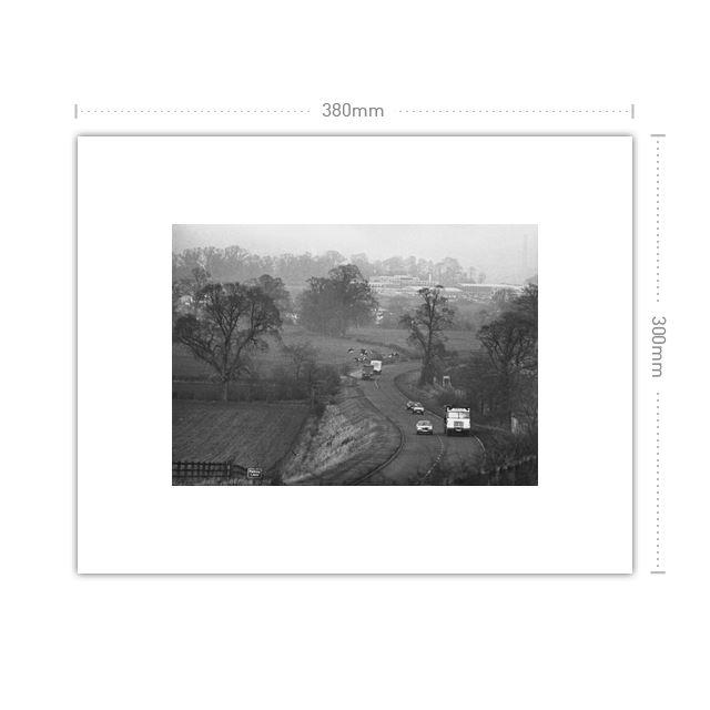Print Landscape Small - Landscape - Small - Matt (230gsm matt coated photo paper)