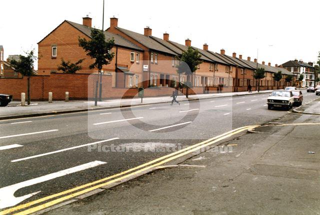 Alfreton Road, Nottingham, Hyson Green