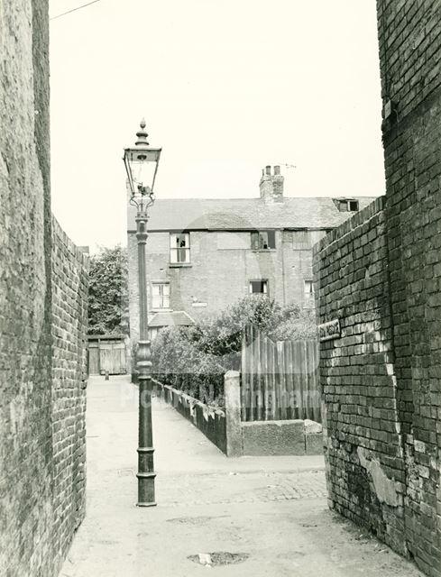 Belvedere Row, Nottingham, Hyson Green