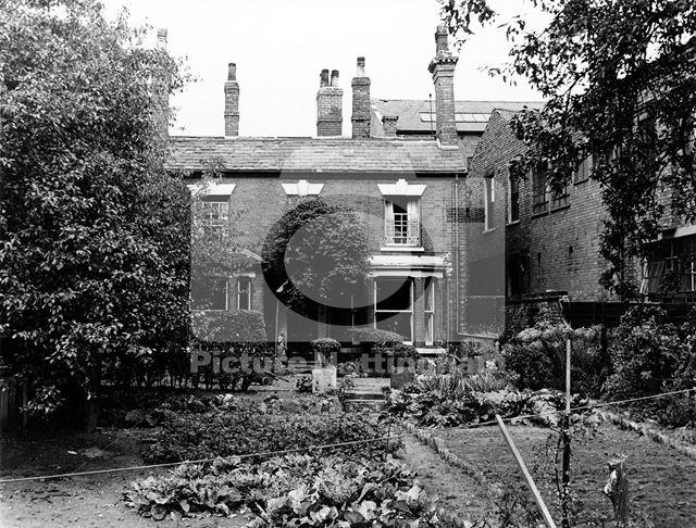 Terrace Street taken from Bevel Street