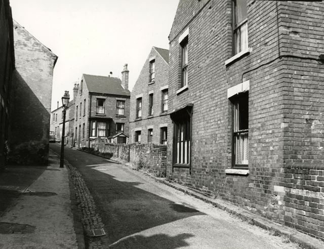 Brown's Croft, Lincoln Street, Basford
