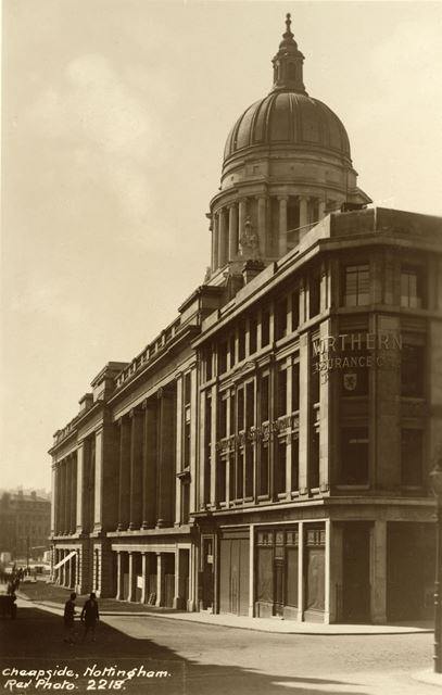 The Council House, east side,Cheapside