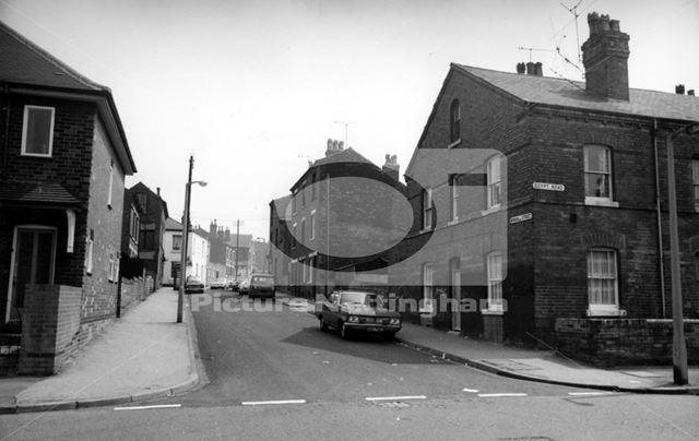 Monsall Street, Basford