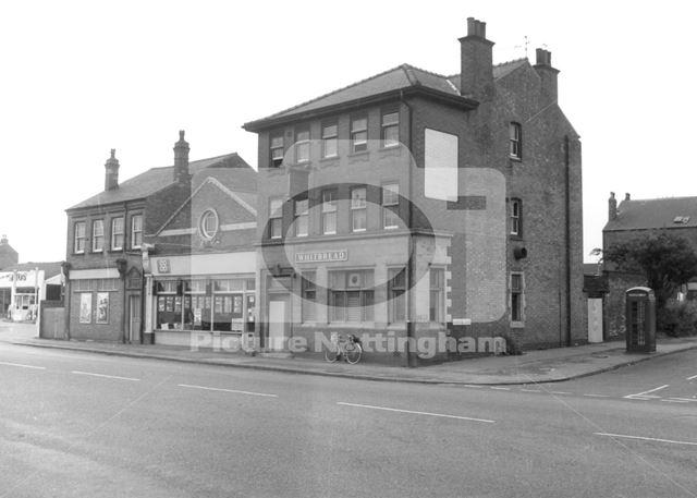 Main Street Bulwell 1985