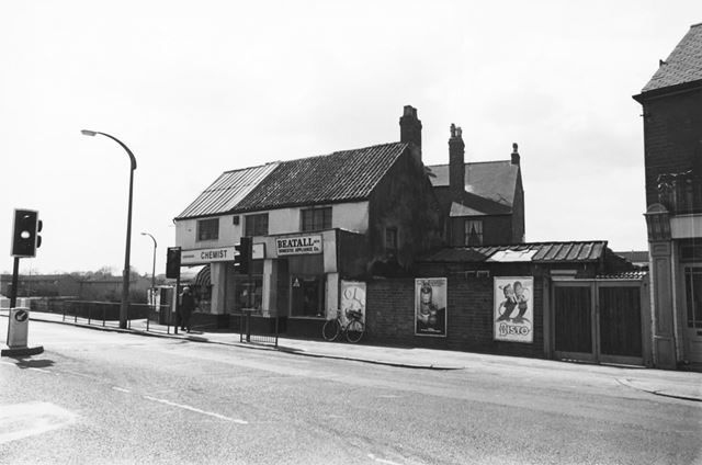 Main Street Bulwell 1977