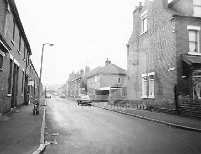 Mersey Street 1979