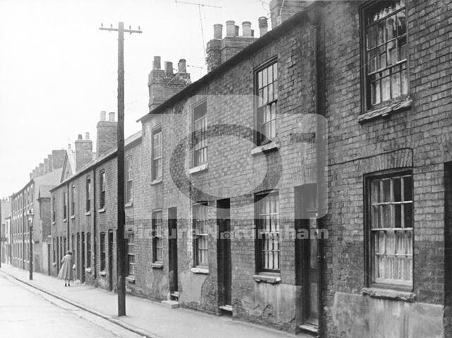 Park Street, Nottingham, Lenton