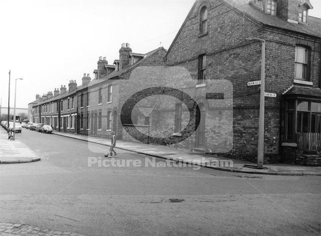 Warwick Street, Dunkirk, Nottingham