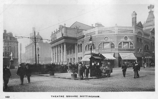 Theatre Square from Parliament Street (upper)