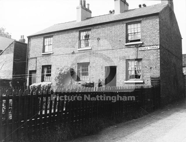 Victoria Terrace, Basford, Nottingham