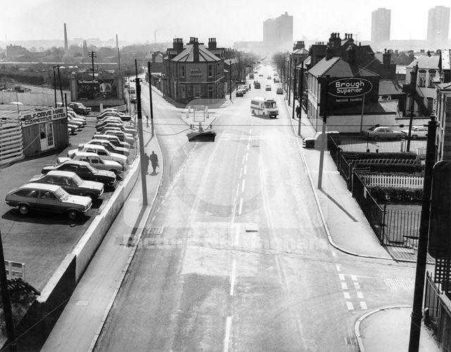 Vernon Road, Nottingham