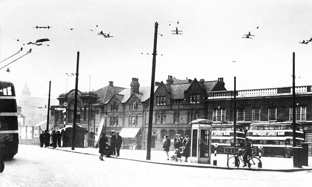 Market Place, Bulwell