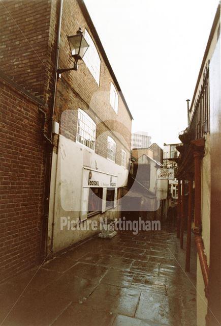 Hurt's Yard, Nottingham