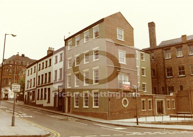 Fletcher Gate, Nottingham