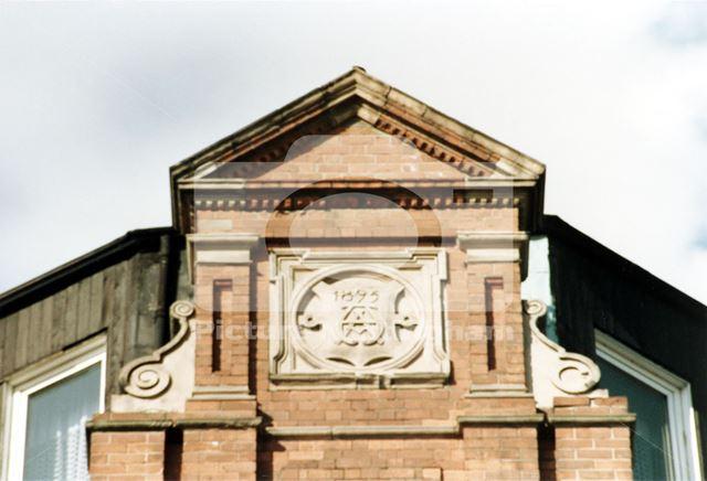 Gothic House, Lace Market, Nottingham