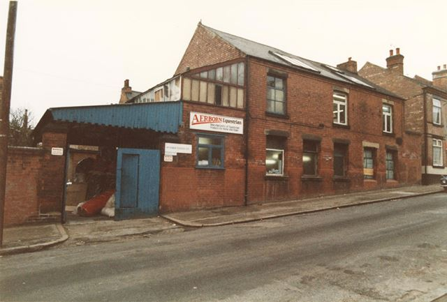 Aerborn - 'Manufacturer of Equestrian products for the horse and rider', Sneinton 1986