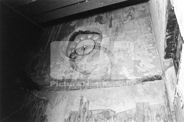 Canning Terrace - interior, bedroom1977