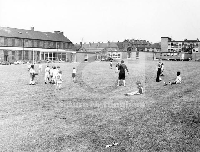 Northgate Primary School, Northgate, Basford, 1973