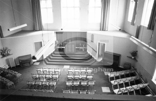 Clumber Hall, High Cross Street