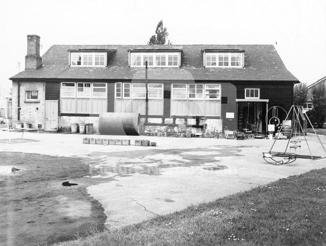 Merrivale Nursery School, Clifton Boulevard, Dunkirk, 1973