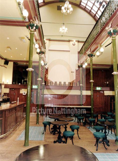 Malt Cross Music Hall, St. James' Street, 1998