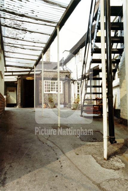 Ferry Inn, Main Road, Wilford, c 1980