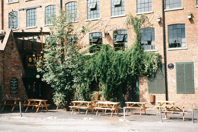 Mill (The), Woolpack Lane, Lace Market, 1995