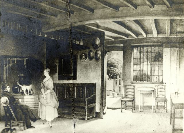 The Wilford Coffee House (Ferry Inn) - Interior