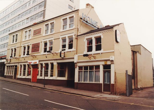 The Old Cricket Players Public House
