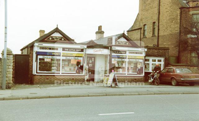 The Little Shop, 87B, Woodborough Road