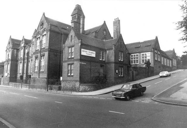 Former Hogarth Junior and Infants Schools, Carlton Road, Sneinton, Nottingham, 1980