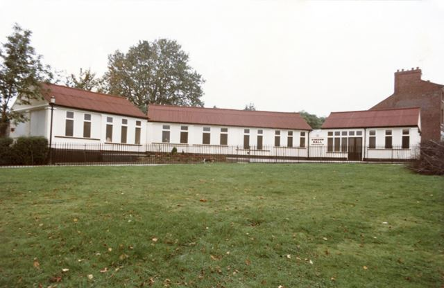 Ex-Victoria Nursery School (here used as a Jehovah's Witnesses 'Kingdom Hall')
