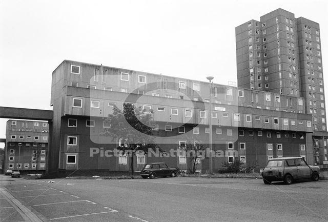 'Calgary' - Basford Flats - Percy Street