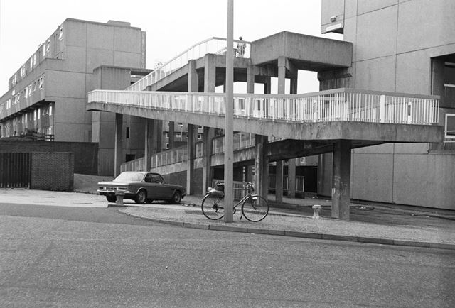 'Bannock' and 'Allenby' - Basford Flats - Percy Street