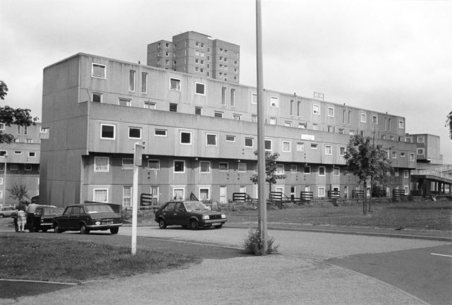 'Allenby' - Basford Flats - Percy Street
