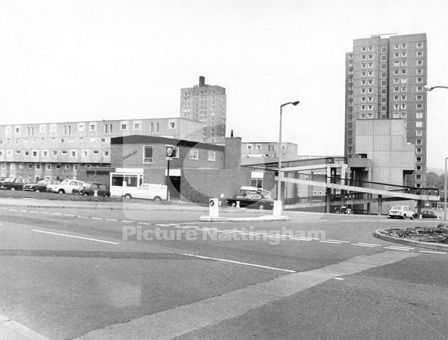 Basford Flats - Percy Street