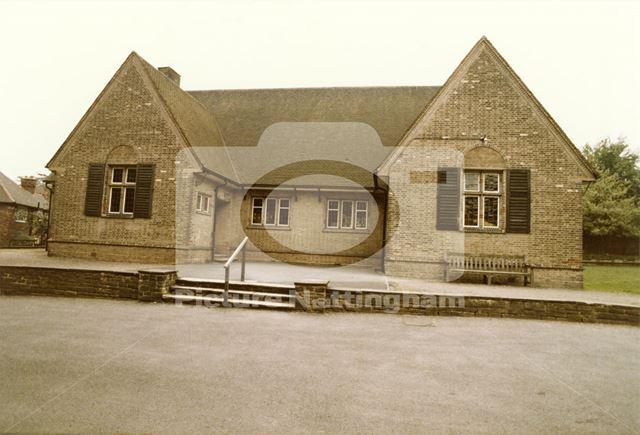 St Mary's Parish Church Hall