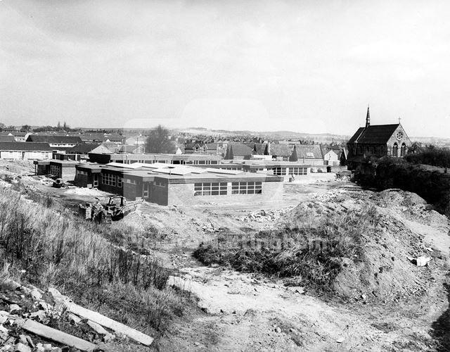 Rufford School under construction