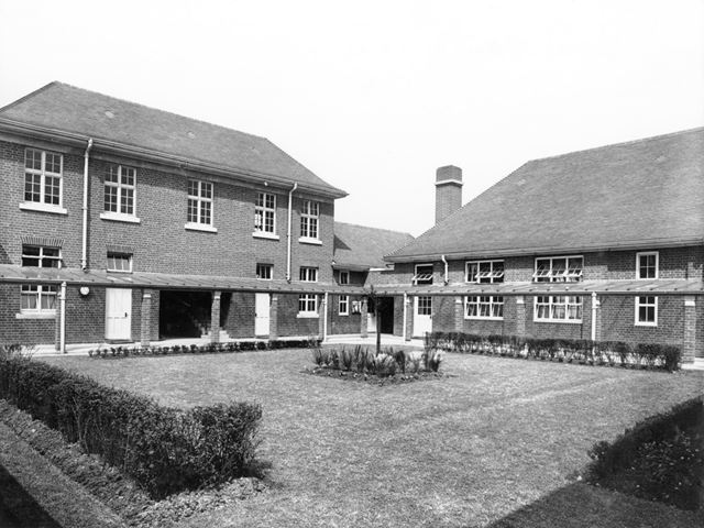 William Crane School, Minver Crescent, Aspley, Nottingham, c 1930