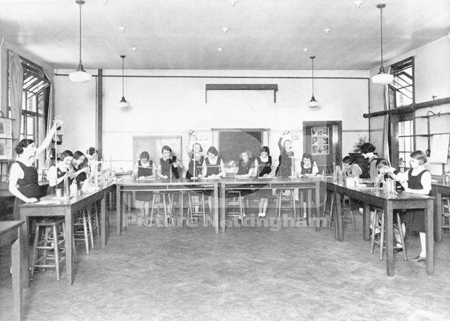 William Crane School - senior girls