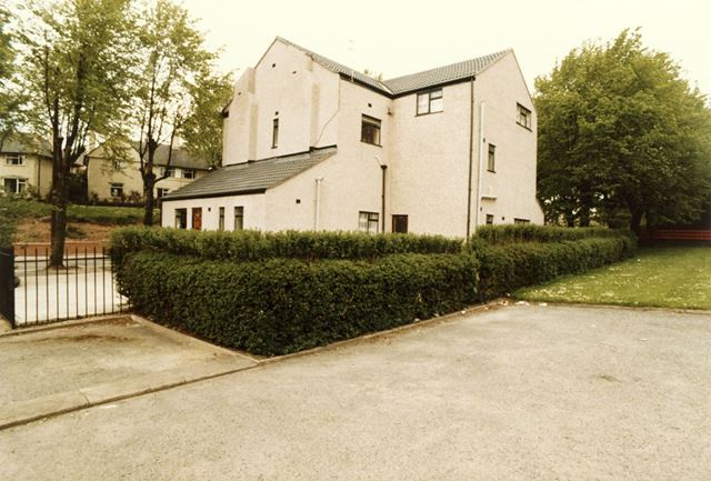 Caretakers House, Forest Fields Sixth Form College, Carlton Road, St. Ann's, Nottingham, 1986