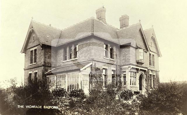 Basford Vicarage
