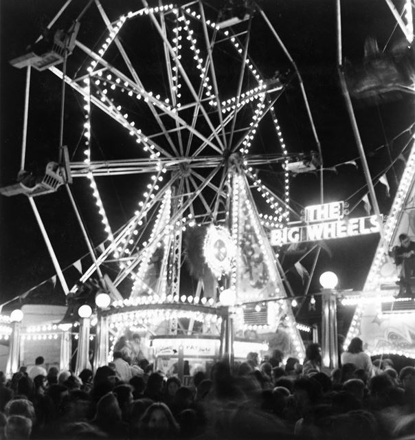Goose Fair - The Big Wheel at night
