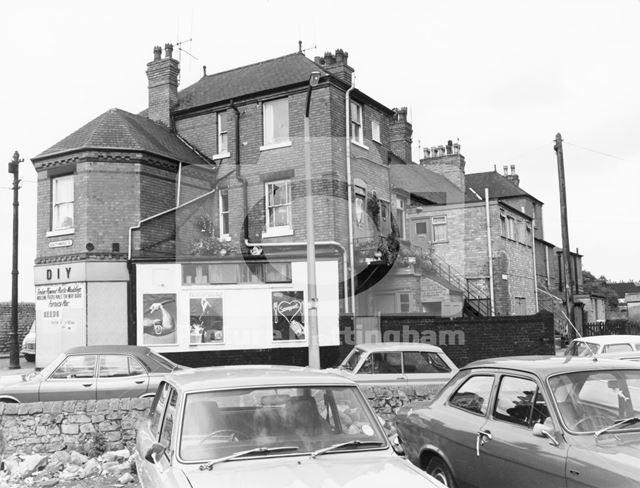 Southwark Street, Basford, Nottingham