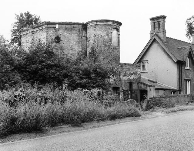 The Round House, Colwick Hall, Colwick