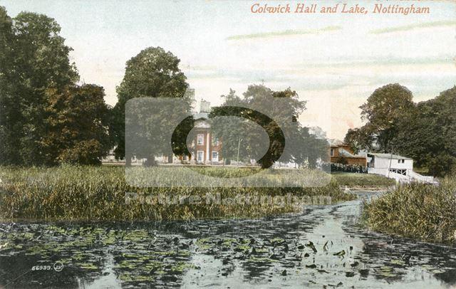 Colwick Hall, Colwick