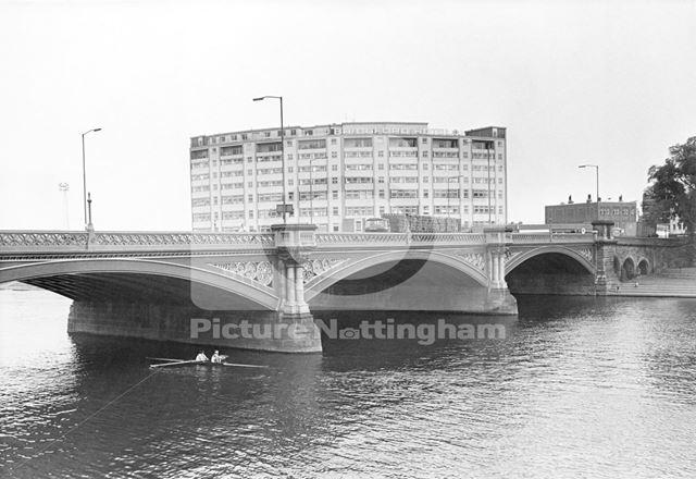 Trent Bridge and The Bridgford Hotel