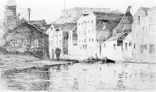 Nottingham Canal
