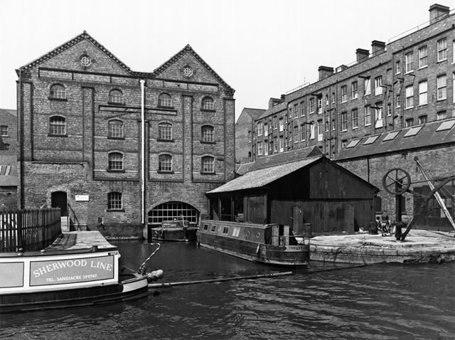 Canal Museum - Fellows, Morton & Clayton Warehouse, Nottingham Canal